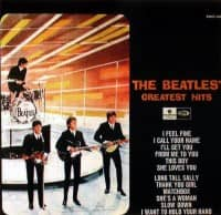The Beatles' Greatest Hits album artwork – Sweden