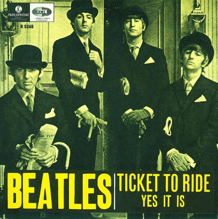 Ticket to ride the beatles bible fandeluxe PDF