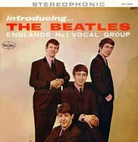 Introducing The Beatles album artwork – USA
