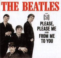 Please Please Me single artwork - USA