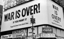 War Is Over If You Want It billboard