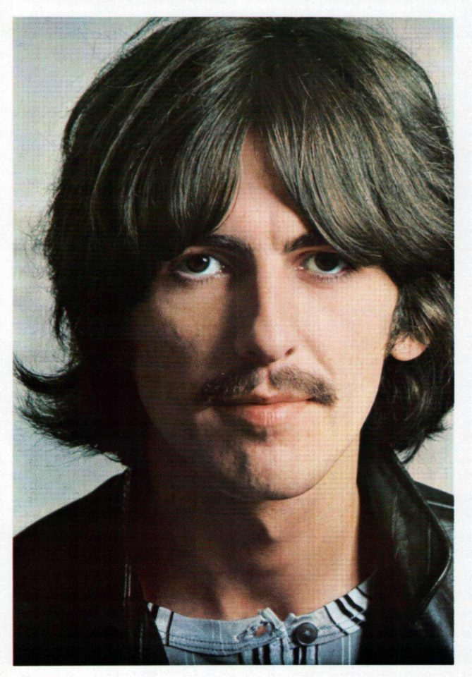 White Album portrait: George Harrison