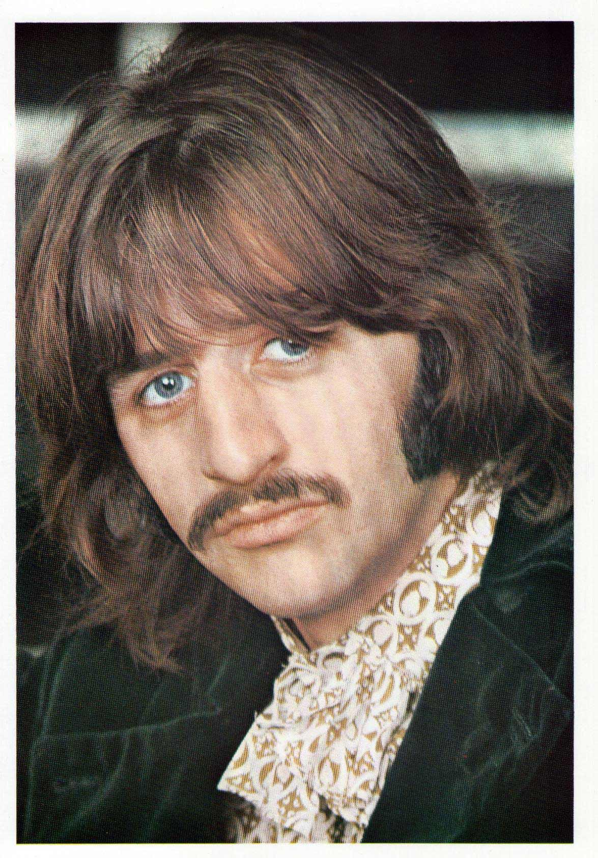 White Album portrait: Ringo Starr