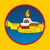 The Beatles' Yellow Submarine/Eleanor Rigby – 2018 limited edition picture disc single