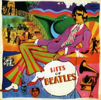 Hits Of Beatles album – Yugoslavia